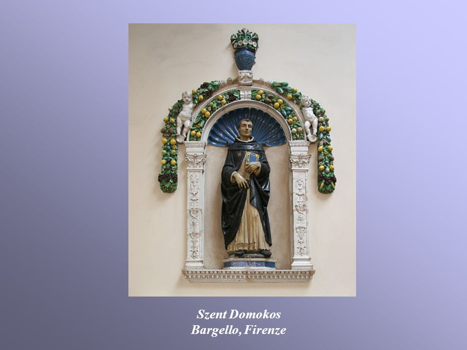 Szent Domokos Bargello, Firenze