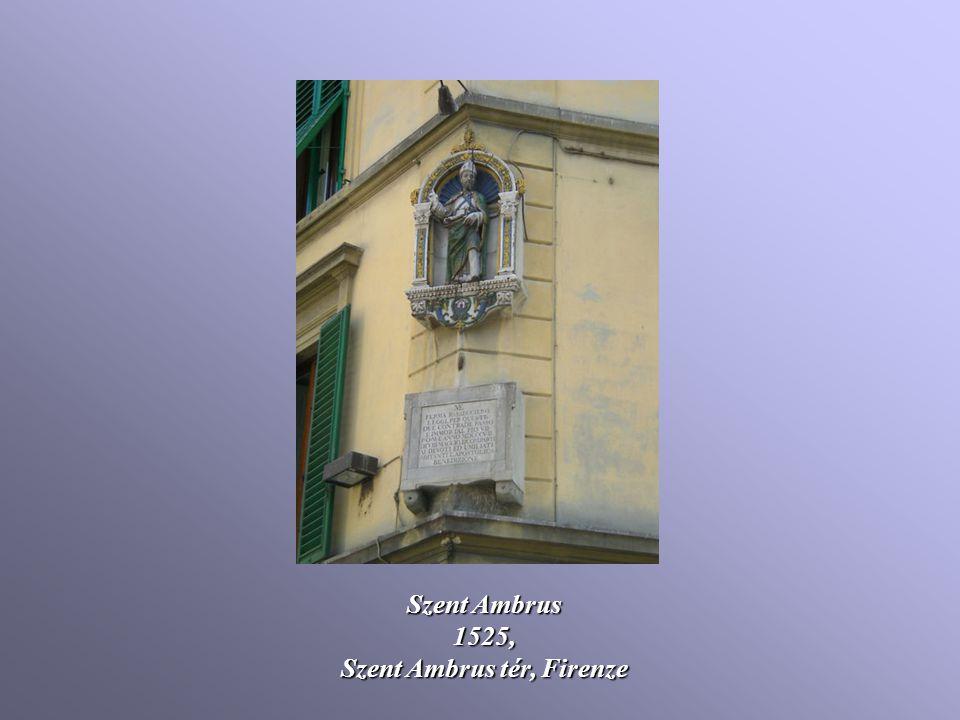Szent Ambrus tér, Firenze