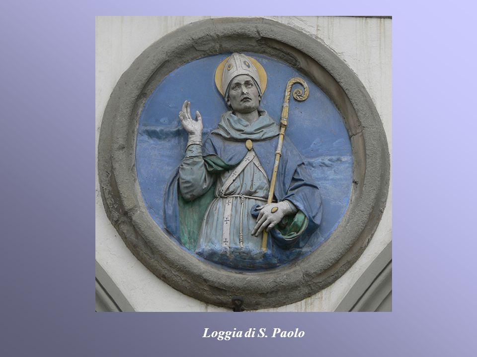 Loggia di S. Paolo