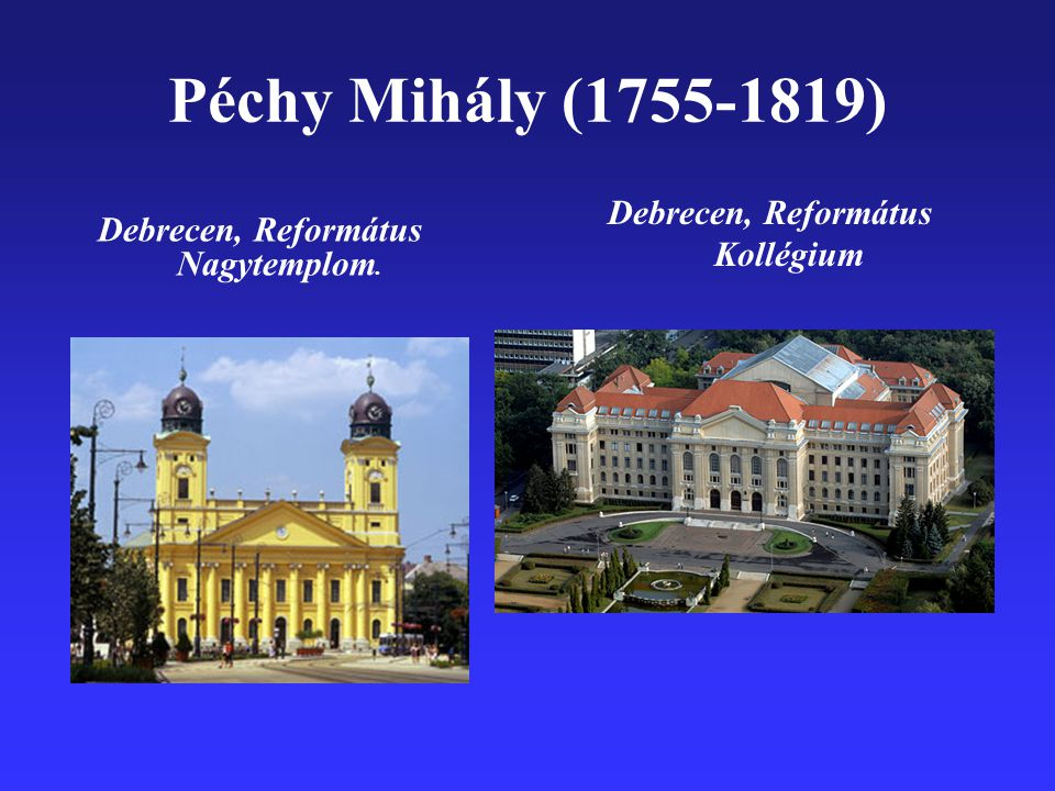 Debrecen, Református Kollégium