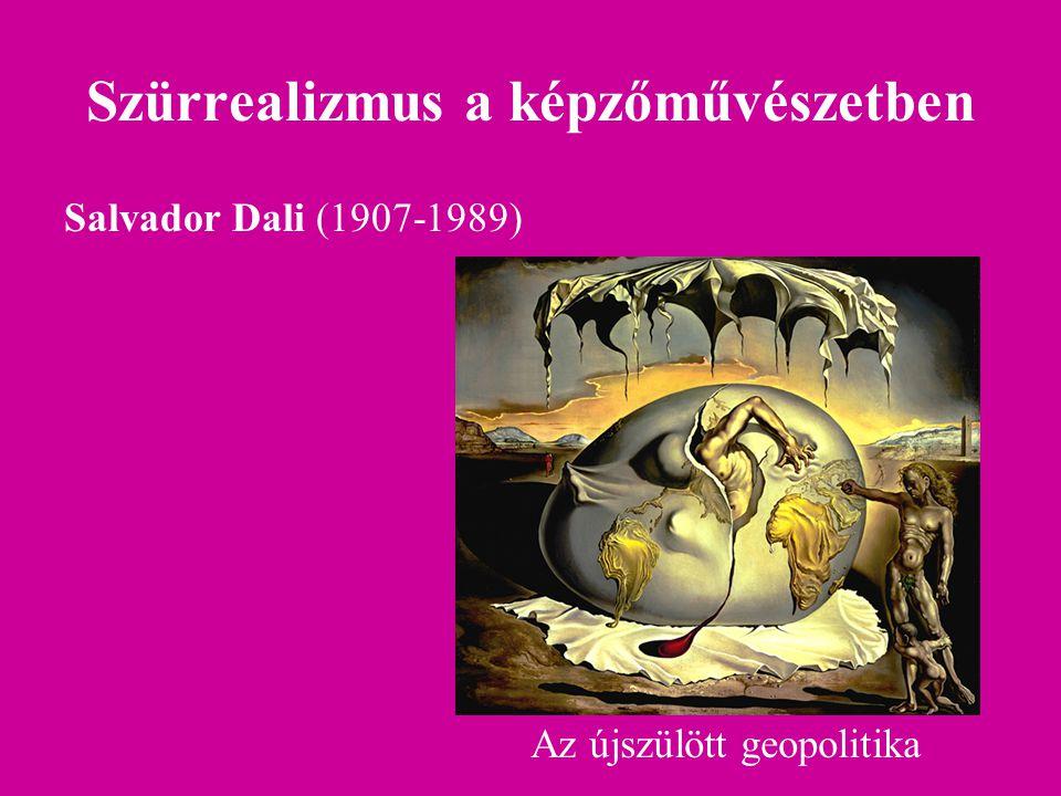 Szürrealizmus a képzőművészetben