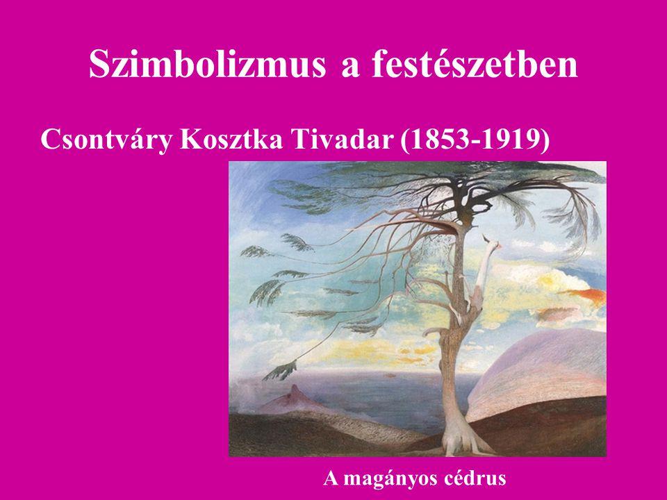 Szimbolizmus a festészetben