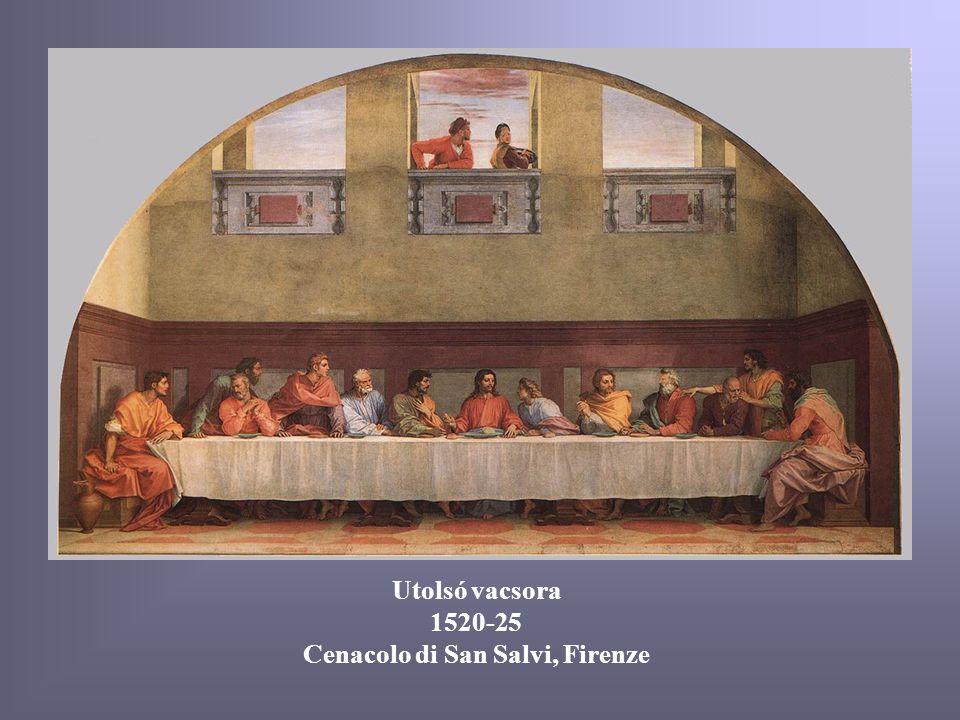 Cenacolo di San Salvi, Firenze