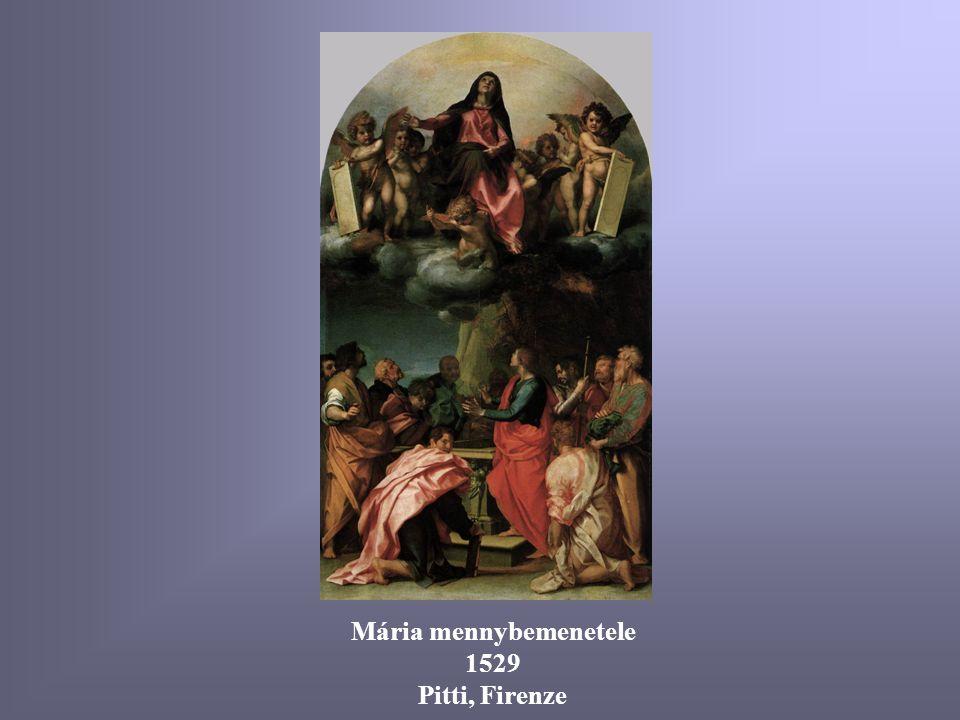Mária mennybemenetele