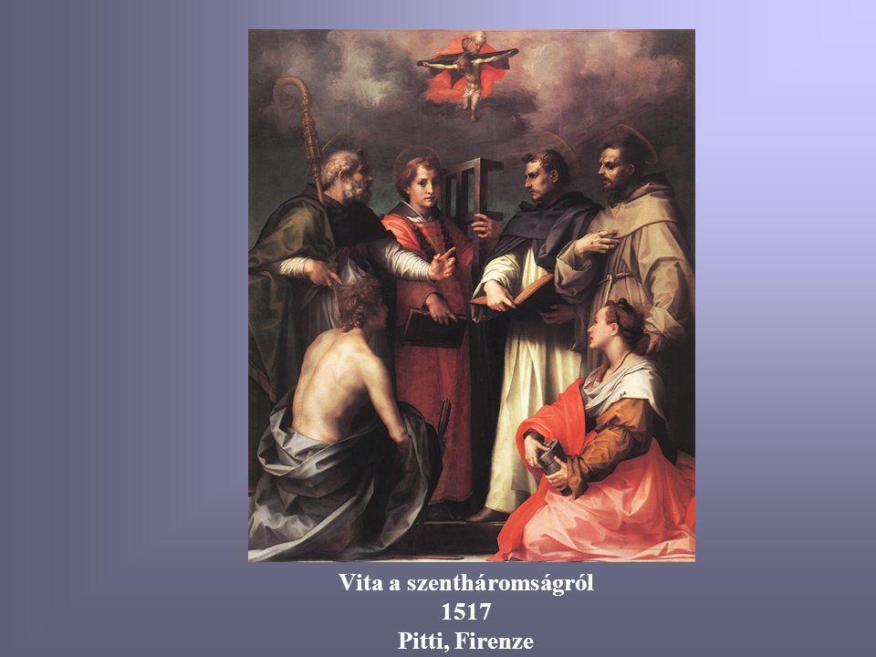 Vita a szentháromságról