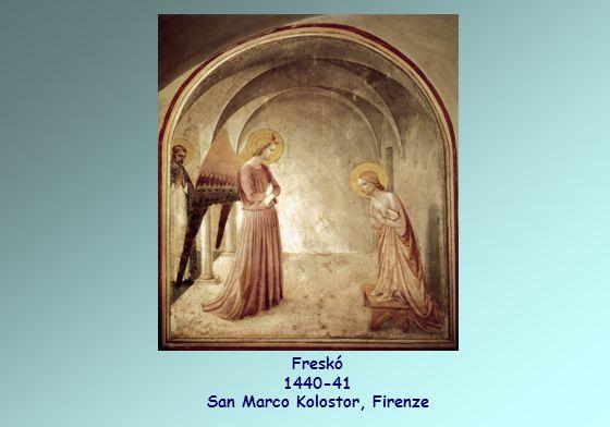 San Marco Kolostor, Firenze