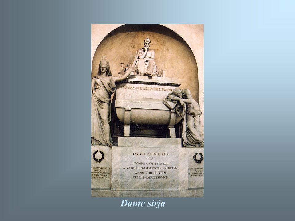 Dante sírja