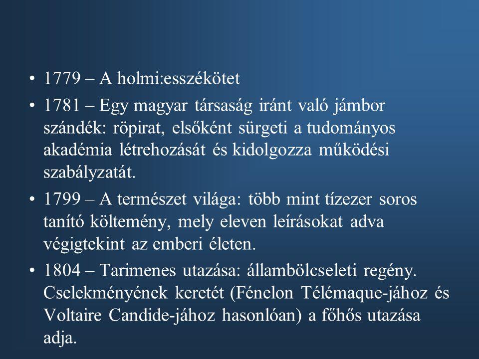 1779 – A holmi:esszékötet