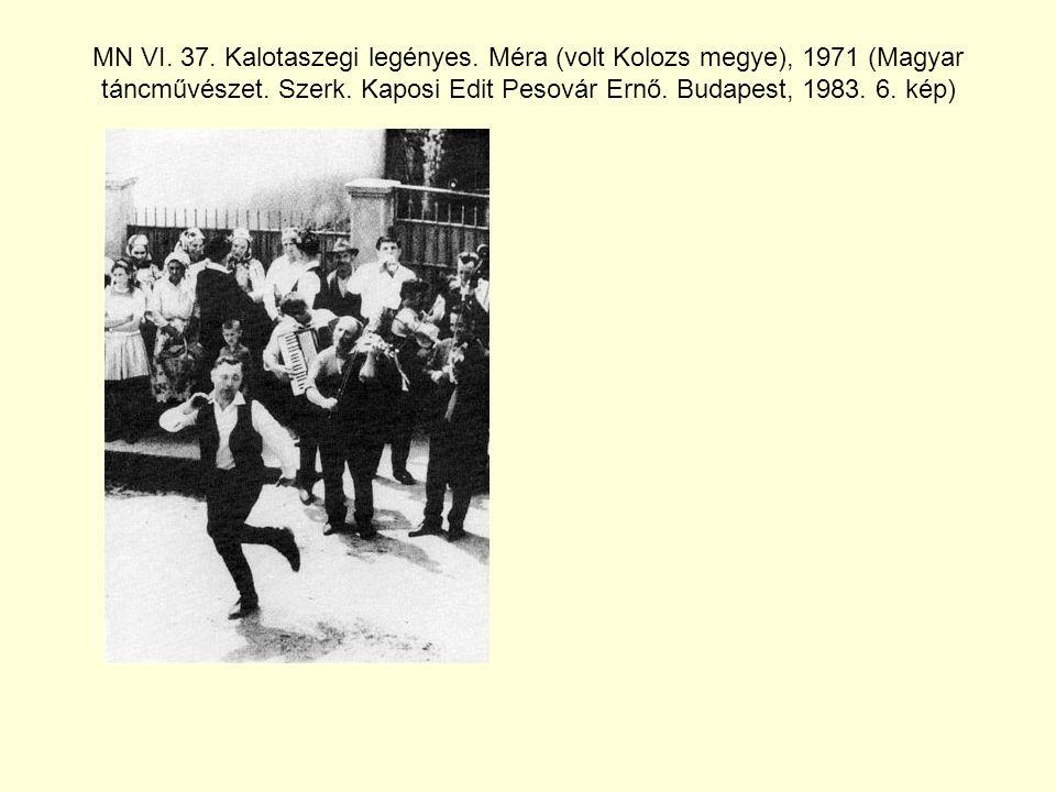 MN VI. 37. Kalotaszegi legényes