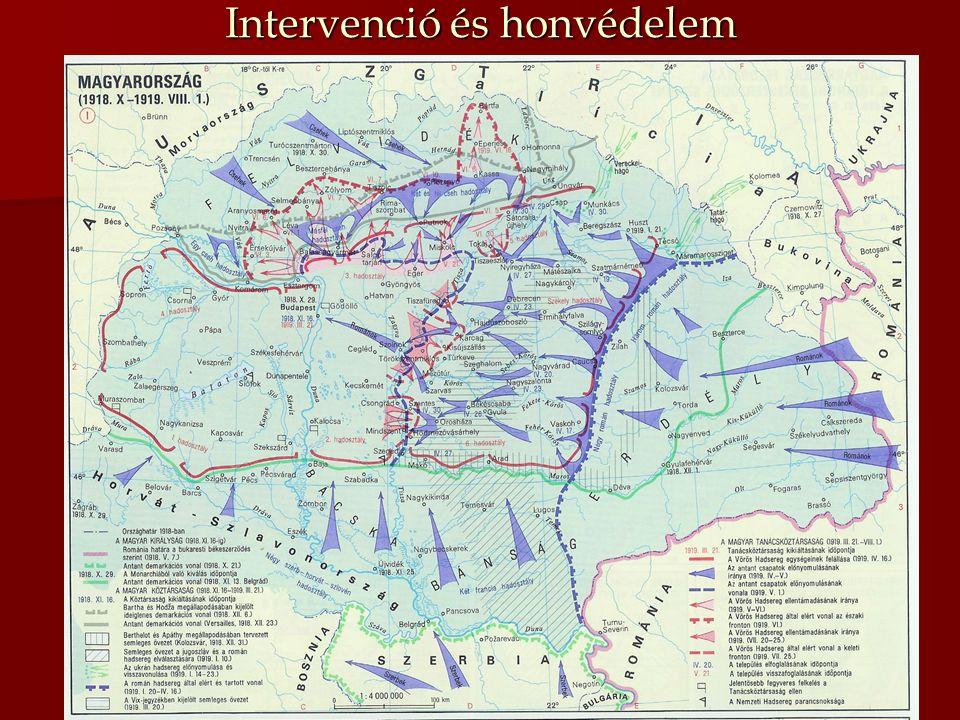 Intervenció és honvédelem