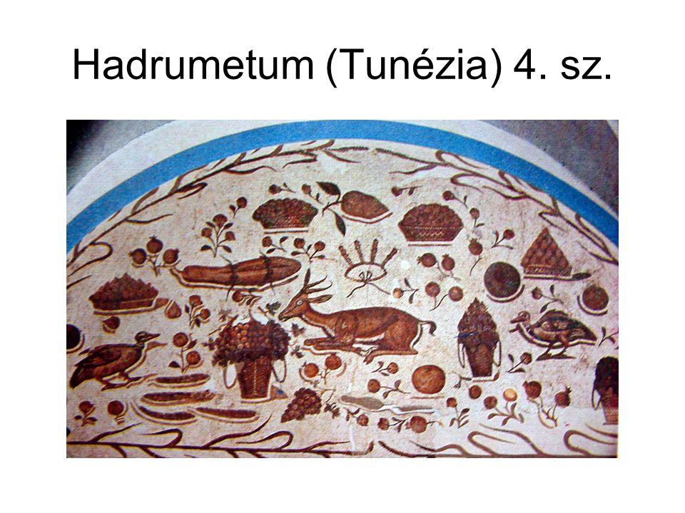 Hadrumetum (Tunézia) 4. sz.