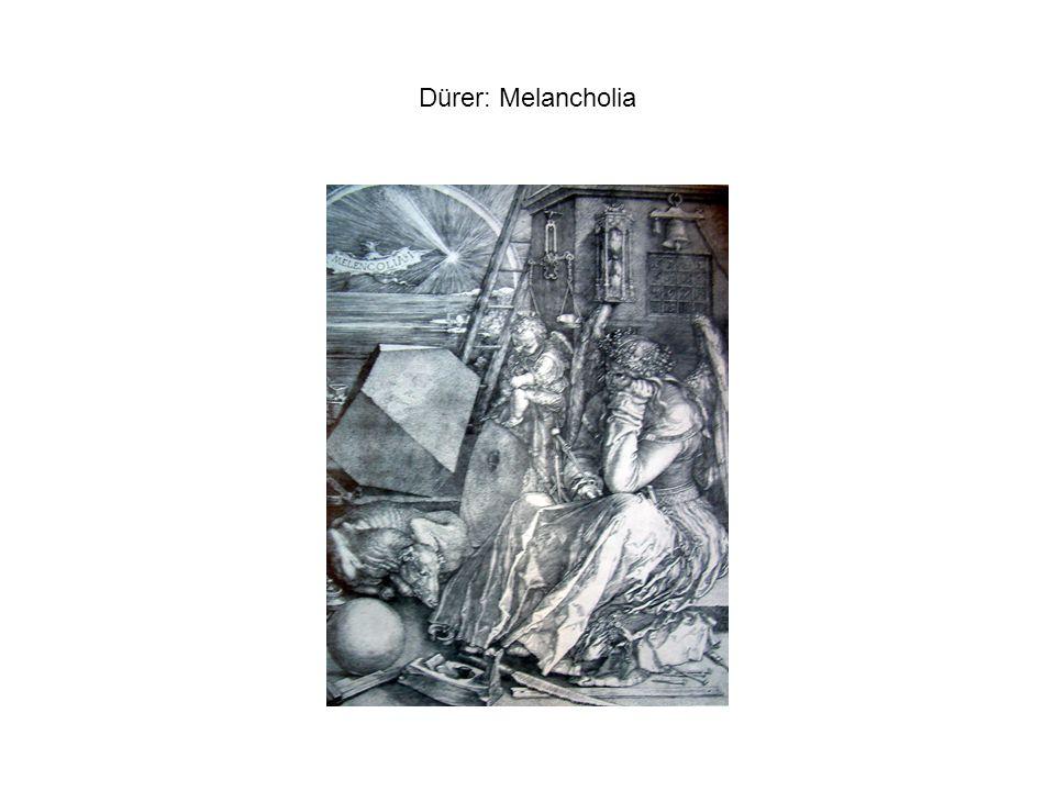 Dürer: Melancholia