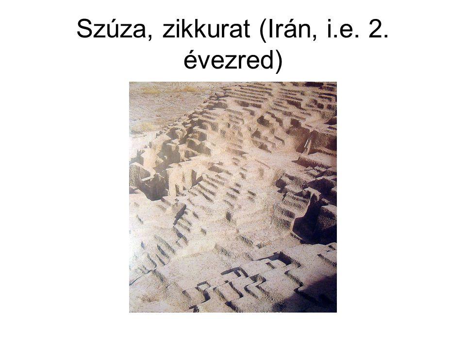 Szúza, zikkurat (Irán, i.e. 2. évezred)