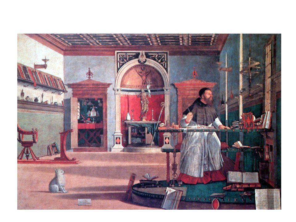 Vittore Carpaccio: Szent Ágoston látomása, 1502-1504