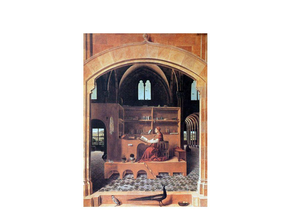 Antonello da Mesina: Szent Jeromos dolgozószobájában, 1475