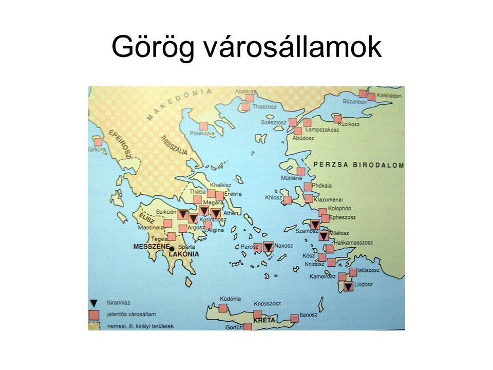 Görög városállamok