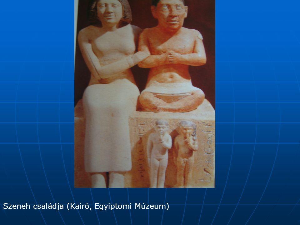 Szeneh családja (Kairó, Egyiptomi Múzeum)