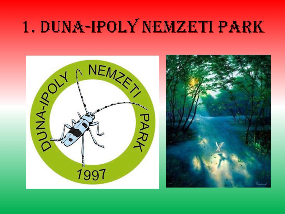 1. duna-ipoly nemzeti park