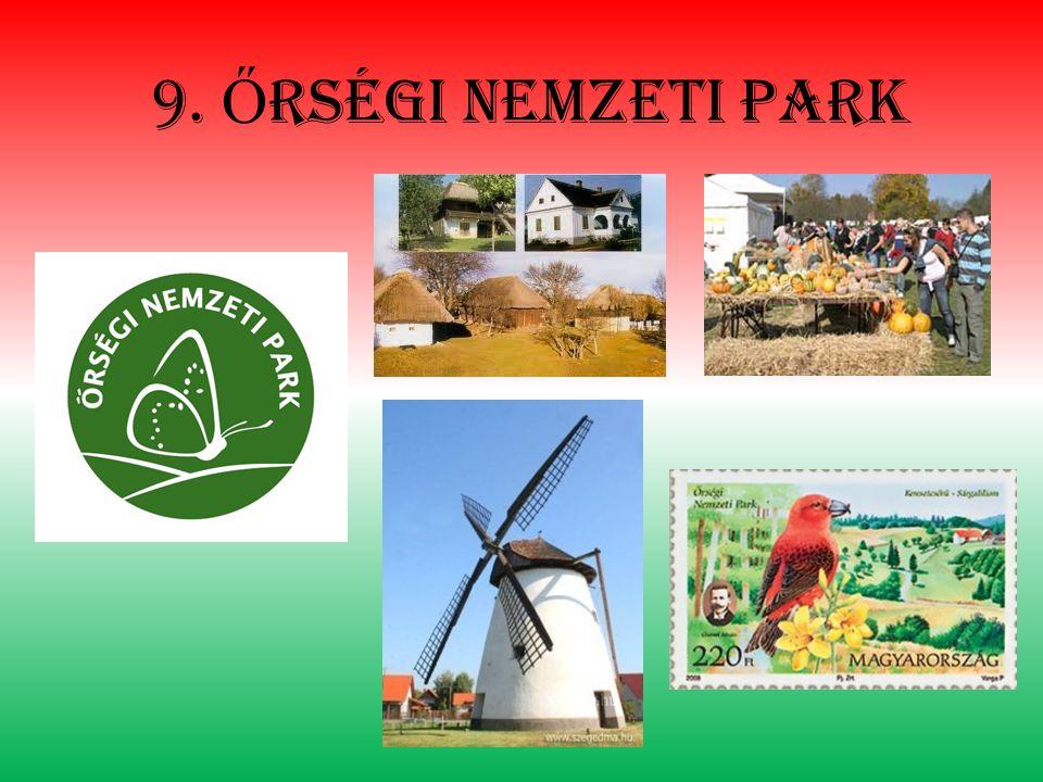 9. Őrségi nemzeti park
