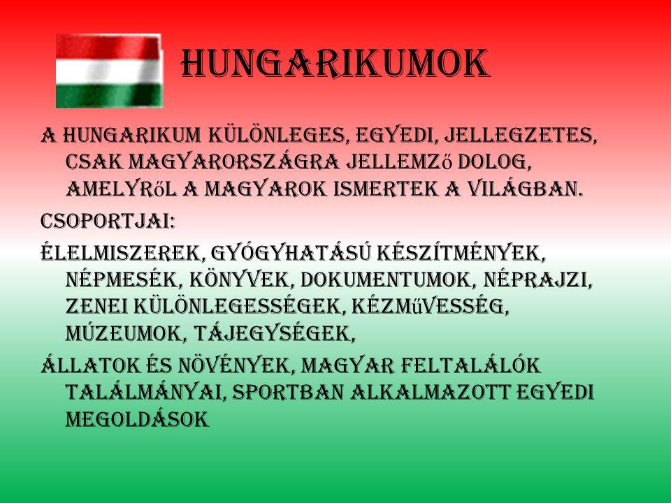hungarikumok