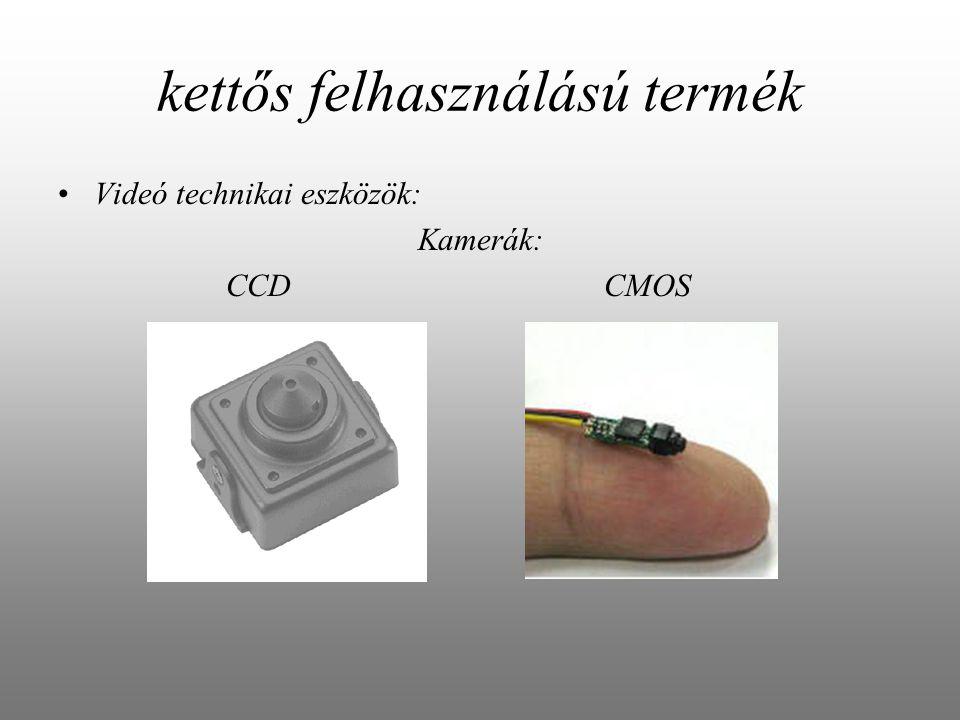 kettős felhasználású termék