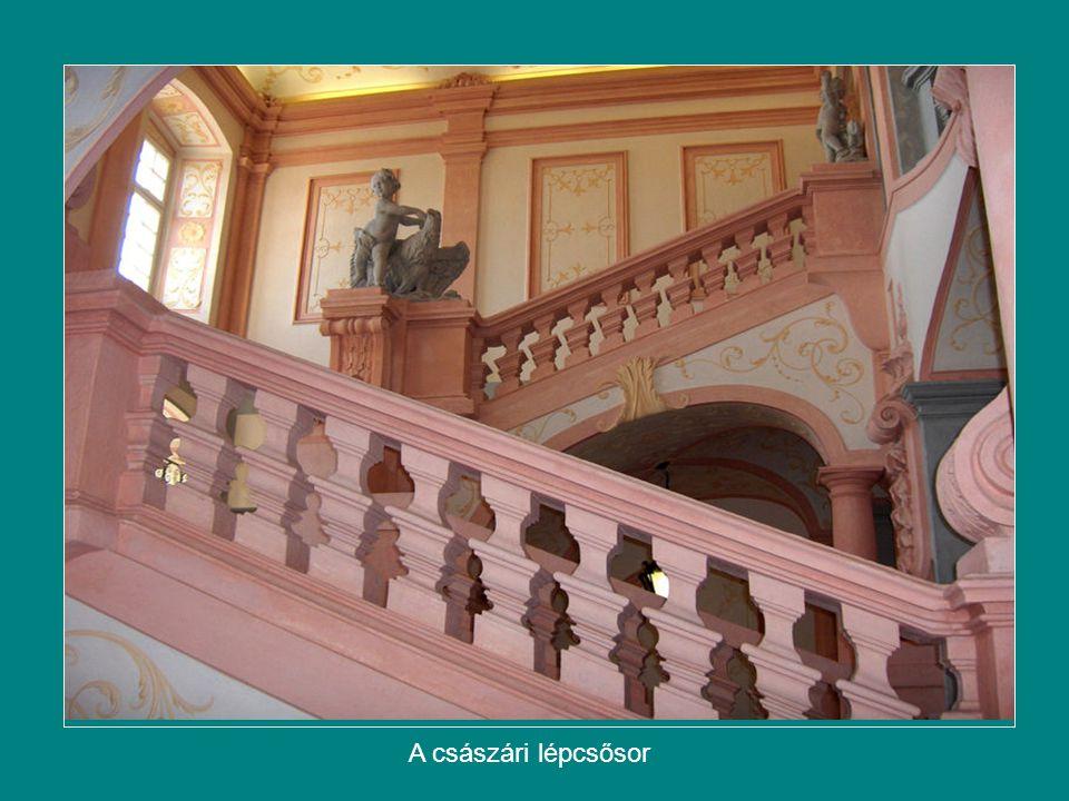 A császári lépcsősor