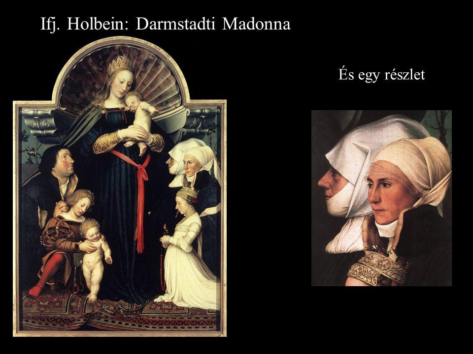 Ifj. Holbein: Darmstadti Madonna