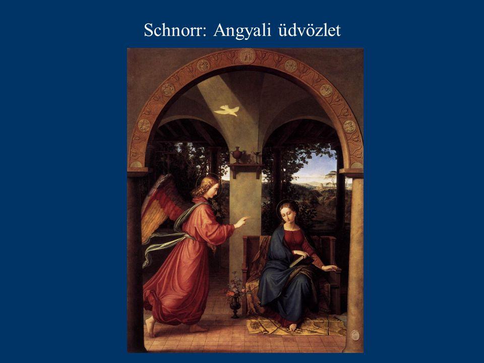 Schnorr: Angyali üdvözlet