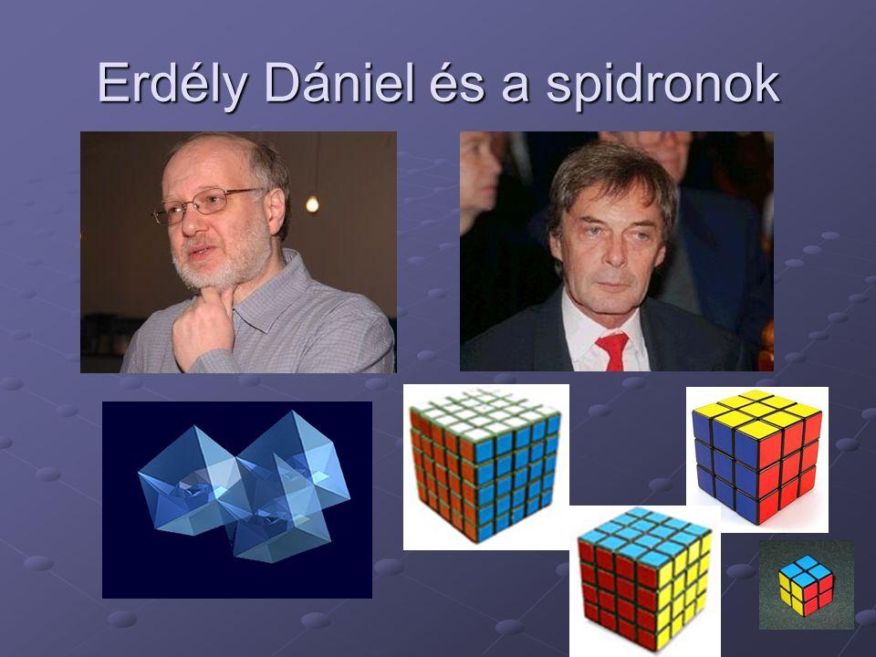 Erdély Dániel és a spidronok