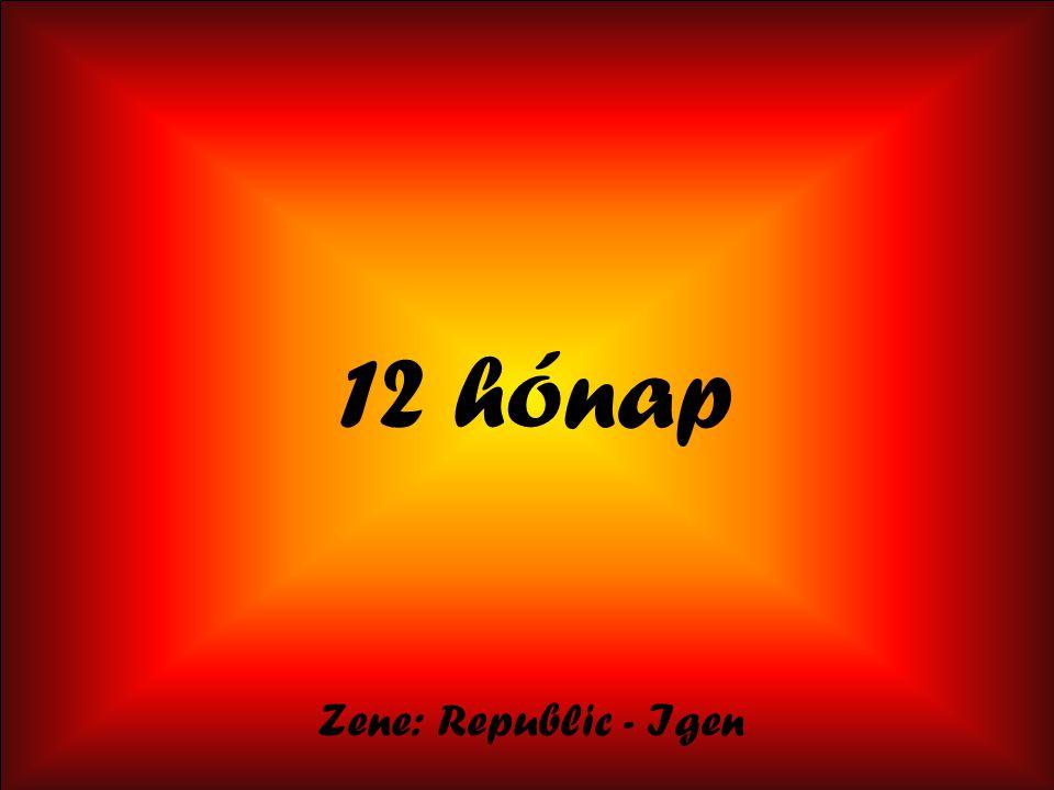12 hónap Zene: Republic - Igen