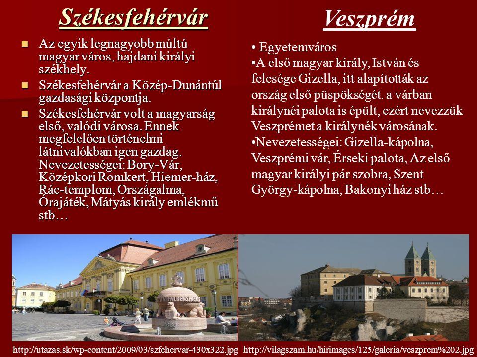 Székesfehérvár Veszprém