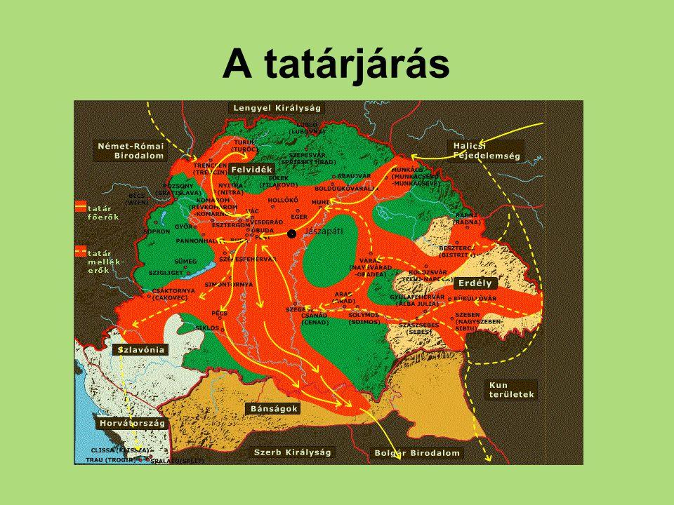 A tatárjárás