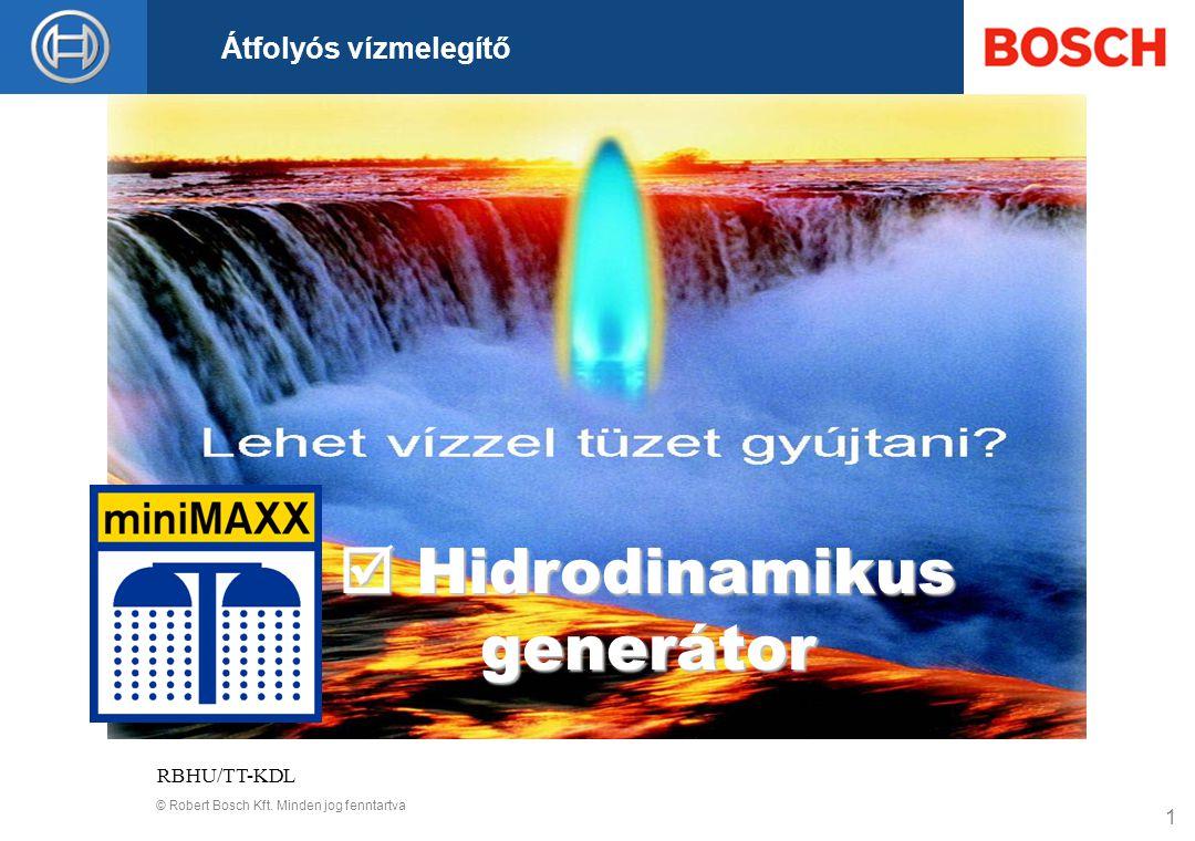 GWT miniMAXX - product range