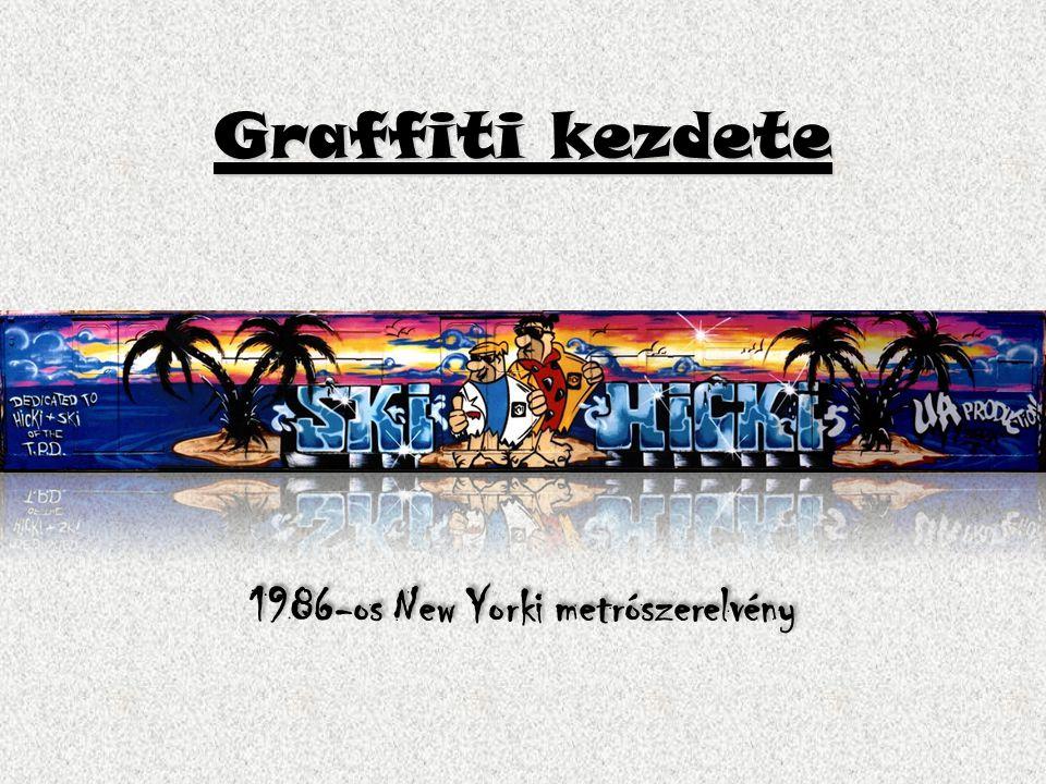 1986-os New Yorki metrószerelvény