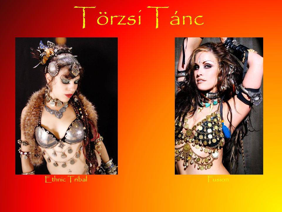 Törzsi Tánc Ethnic Tribal Fusion