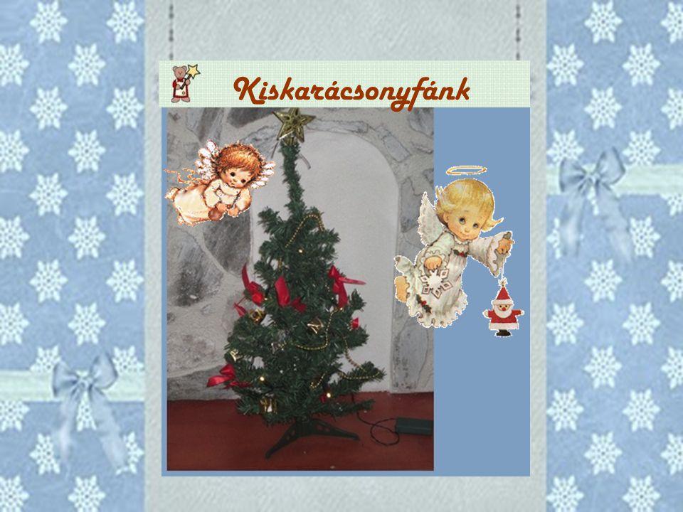 Kiskarácsonyfánk