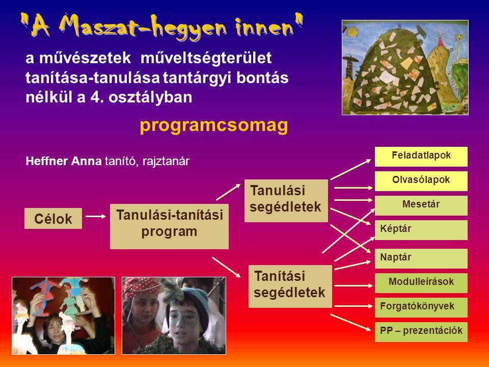 Tanulási-tanítási program