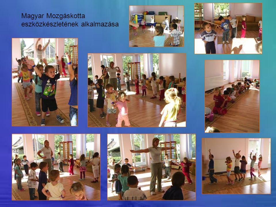 Magyar Mozgáskotta eszközkészletének alkalmazása