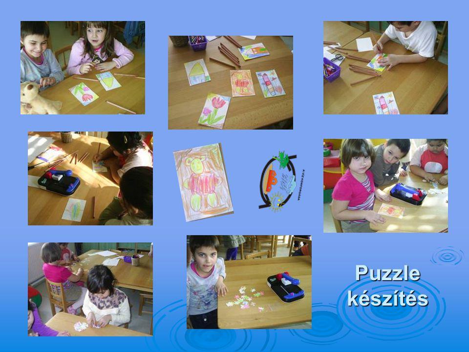 Puzzle készítés