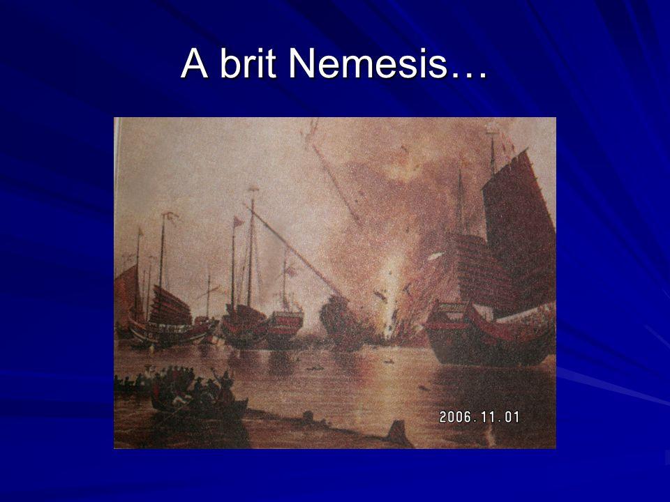 A brit Nemesis…