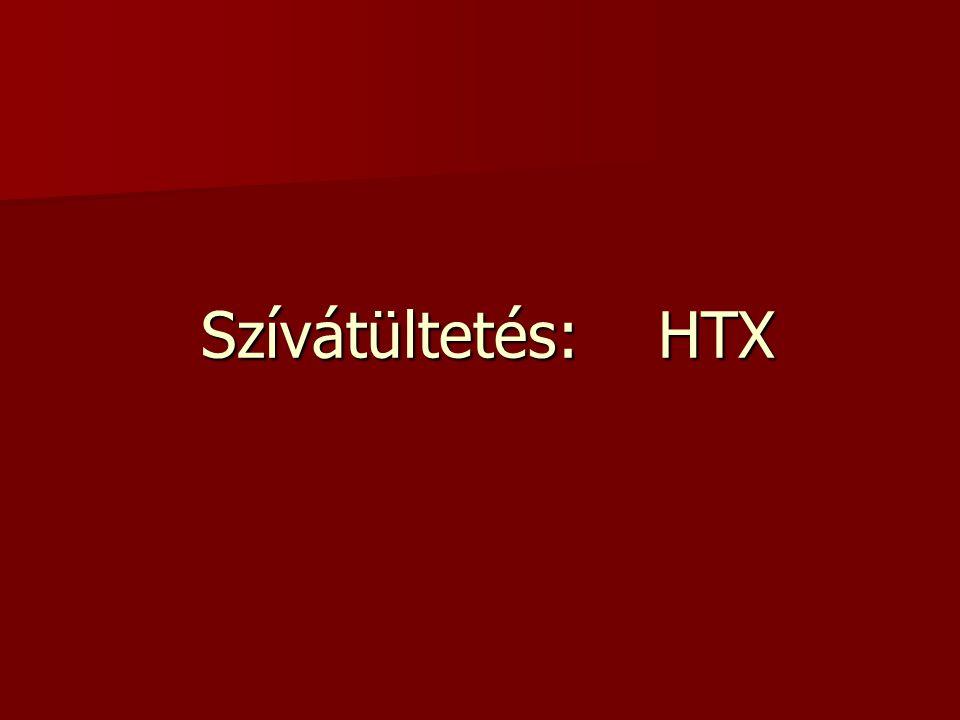 Szívátültetés: HTX