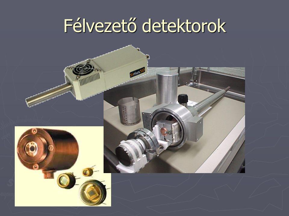 Félvezető detektorok