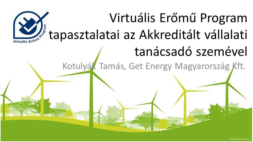 Kotulyák Tamás, Get Energy Magyarország Kft.