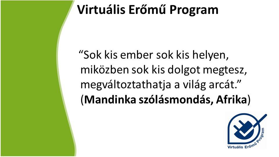 Virtuális Erőmű Program
