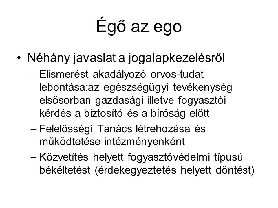 Égő az ego Néhány javaslat a jogalapkezelésről