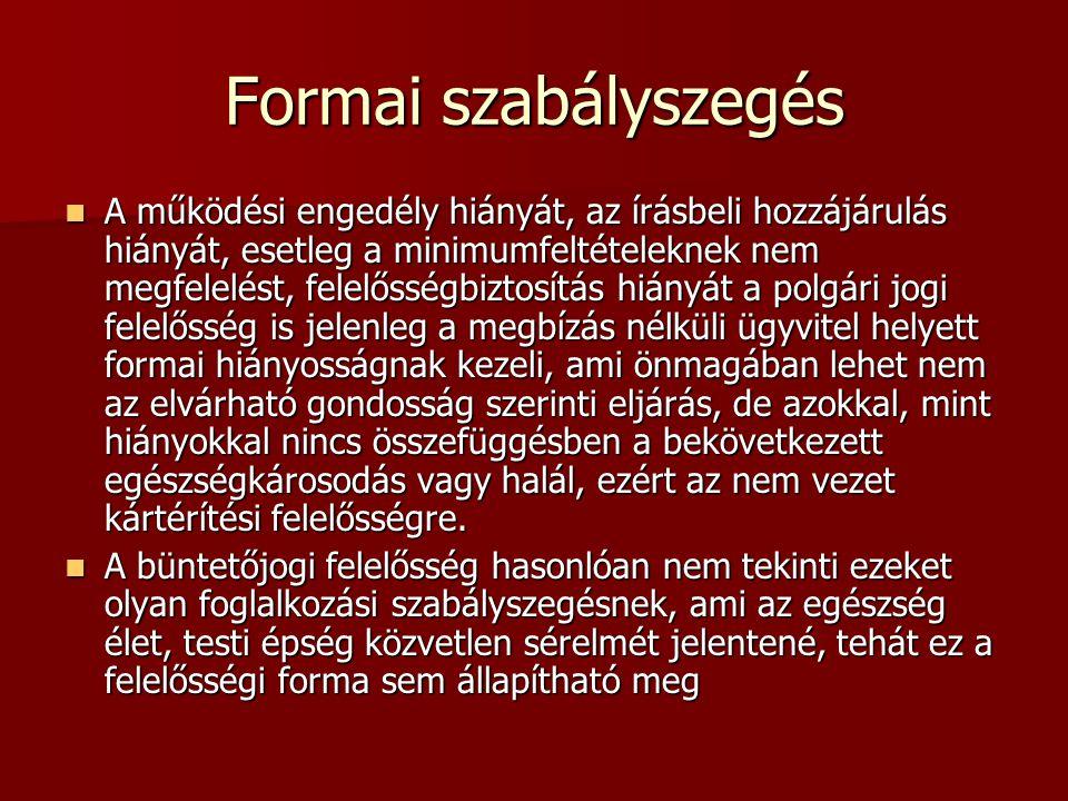 Formai szabályszegés