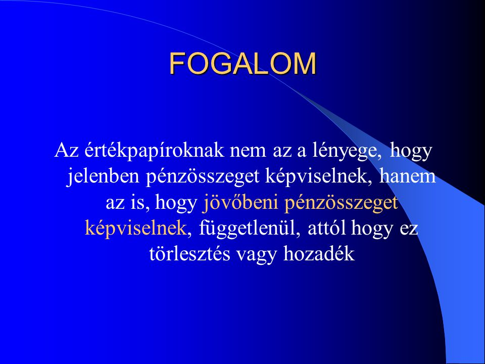 FOGALOM