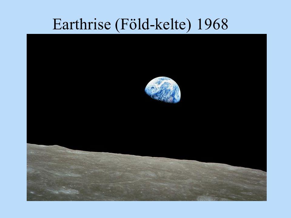 Earthrise (Föld-kelte) 1968