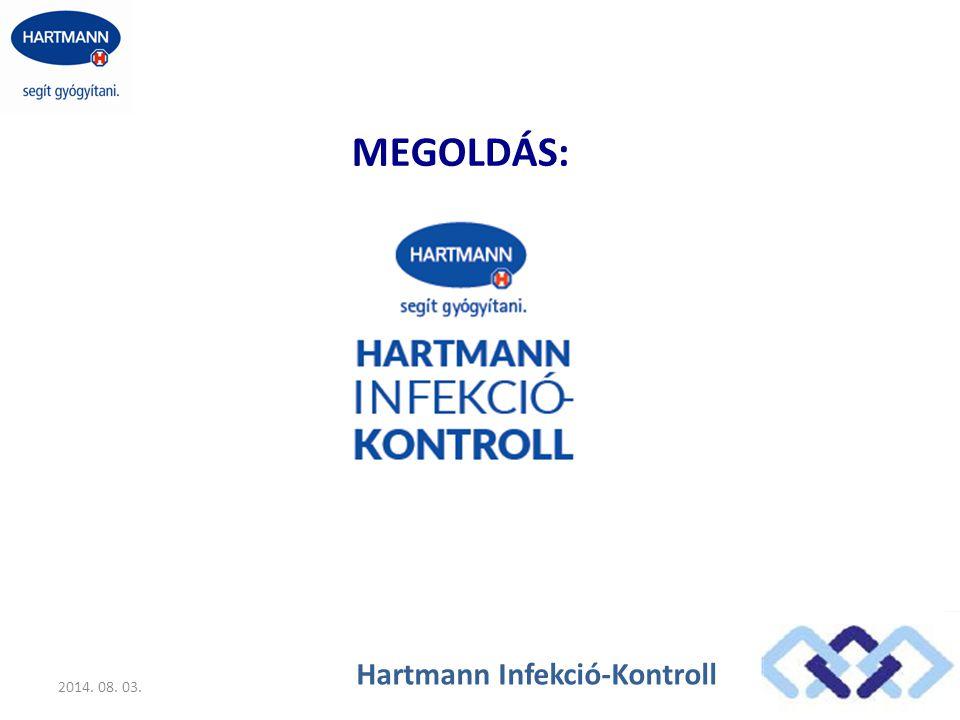 Hartmann Infekció-Kontroll
