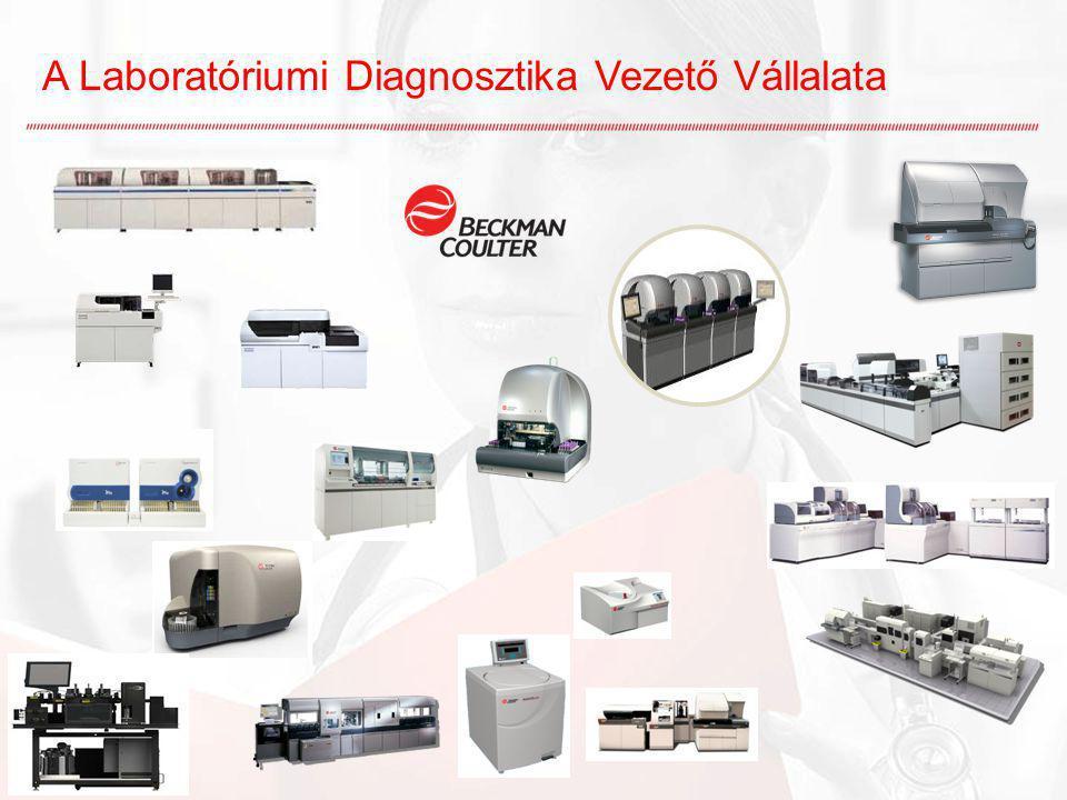 A Laboratóriumi Diagnosztika Vezető Vállalata